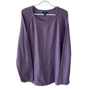 Karen Scott Lightweight Knit Sweater